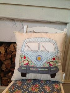 Large Campervan Cushion
