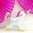 Mini Unicorn Balloon Party Decoration