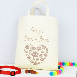 Personalised 'Dog' Bag