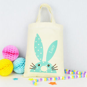 Personalised Party Bag - last minute easter gifts