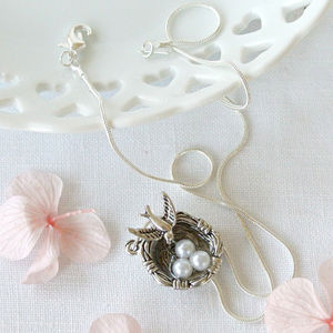 Christening Gift Necklace - children's jewellery