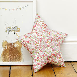 D'anjo Liberty Star Cushion
