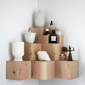 My Favourite Things Shelf - dining room