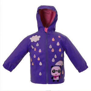 Child's Colour Changing Panda Jacket