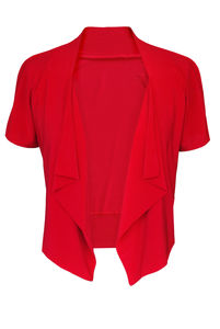Cairo Jacket Top Red