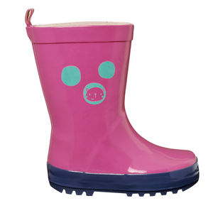 Child's Colour Changing Polka Dot Wellington Boots