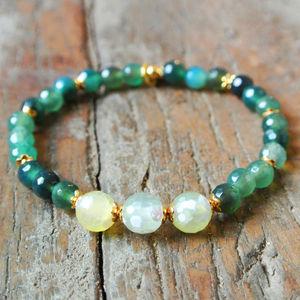 Bold Agate Bracelet - women's jewellery