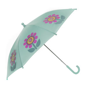 Child's Colour Changing Flower Umbrella - clothing