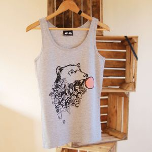 'Bear And Sweets' Vest