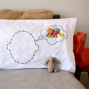 Personalised Easter Egg Dreams Headcase Pillowcase