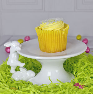Ceramic Rabbit Cupcake Stand - view all easter
