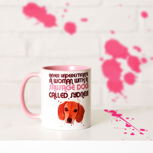 Personalised Dog Mug - pet-lover