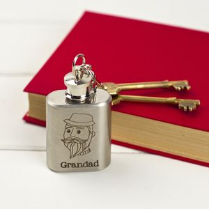 Mini Personalised Hip Flask