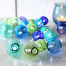 Marine Sphere Light Garland