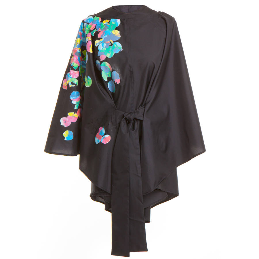 Colour Changing Romeo Rain Cape