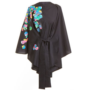 Colour Changing Romeo Rain Cape - women's fashion