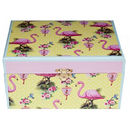 Flamingo Jewellery Box