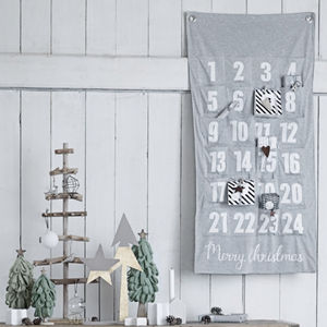 Advent Wall Calendar - advent calendars