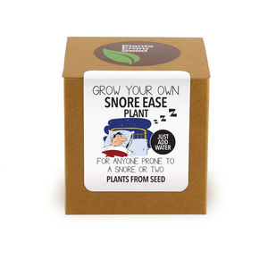 Grow Your Snore Ease Plant Kit
