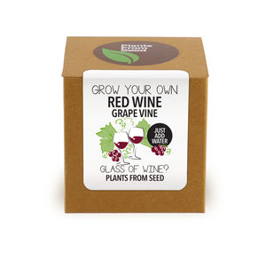 Grow Your Own Red Grape Vine