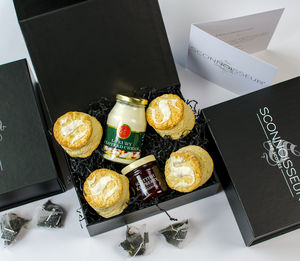 Cream Tea, Scones And Jam Subscription - personalised