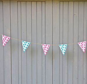 Diy Birds Bunting Pack