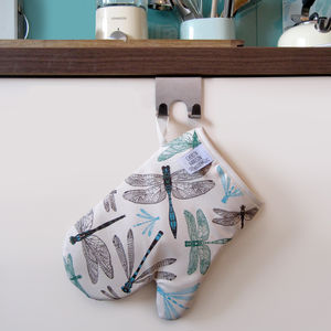 Dragonfly Oven Glove - kitchen accessories