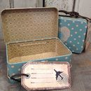 Maileg Spotty Suitcase