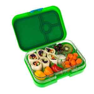 Yumbox Panino In Pomme Green. The Leakproof Lunchbox - lunch boxes & bags