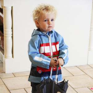 Child's Colour Changing Bus Jacket - shop by recipient