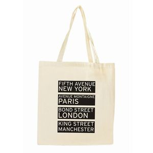 Personalised Cotton Tote Bag