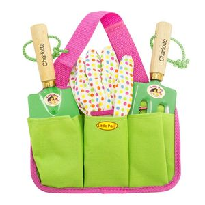 Personalised Girl's Gardening Kit