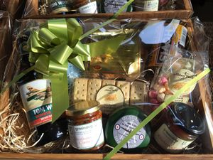 Lincolnshire Produce Family Hamper - food gifts