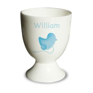 Personalised Chick Egg Cup - dining room