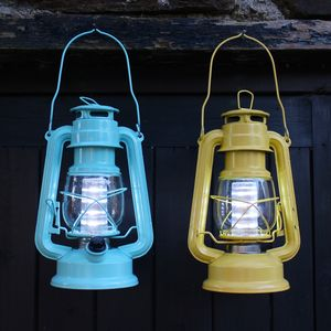 Summer Nights Lantern - electric lighting