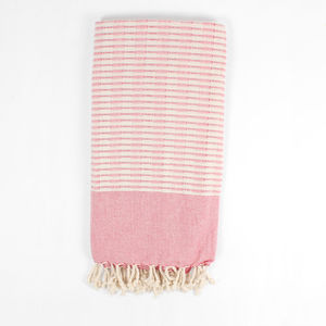 Miami Handwoven Hammam Towel - beach towels