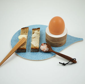 Plywood Egg Cup - kitchen