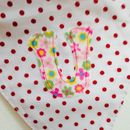 Child's Personalised Bunting