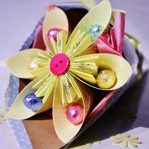 Chocolate Bloom - card alternatives