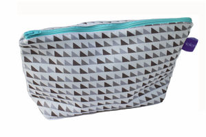 Triangles Wash Bag