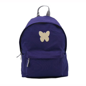 Cololo Children's Embroidered Backpack