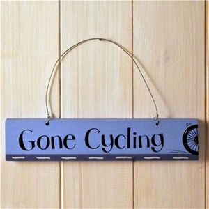 Gone Cycling - signs