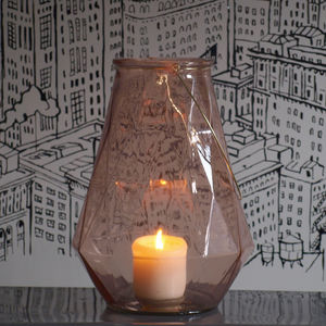 Glass Lantern Nude