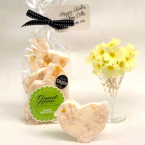 Easter Marshmallow Chicks And Eggs - chocolates & confectionery