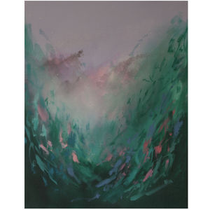Mairi Original Abstract Painting On Canvas - canvas prints & art