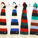 Luxury Cashmere Rugby Scarf
