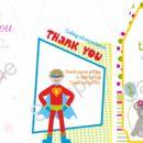 (left to right) glitz & glam, superhero, teddy bears picnic