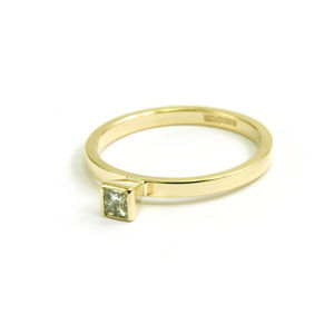 Bespoke Engagement Ring / Wedding Band - engagement rings