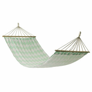 Mint Canvas Hammock - garden furniture