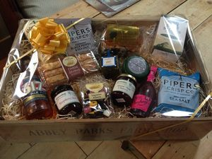 Fantastic Lincolnshire Produce Family Hamper - food hampers